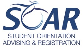 Student Orientation, Advising and Registration logo