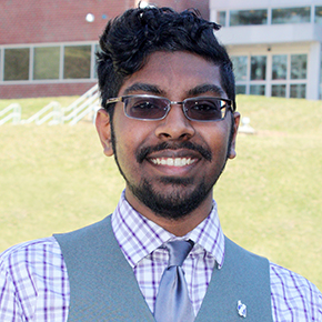 Photo of Scott Raghubir, Current Student