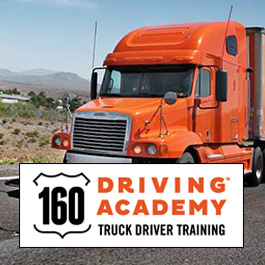 SCCC partners with 160 Driving Academy to Offer Commercial Driver Training Course
